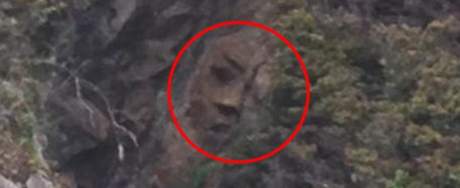 Face-hidden-on-Canadian-cliff