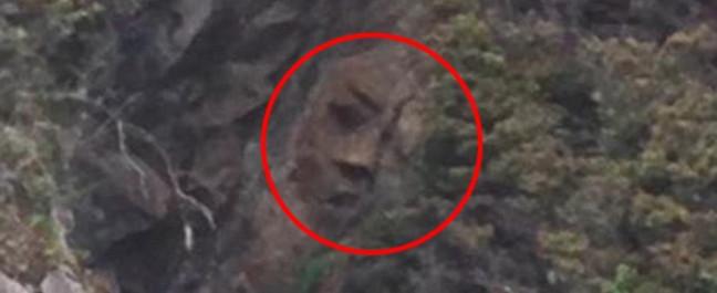 Face-hidden-on-Canadian-cliff