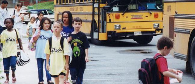 kids-Schoolbus